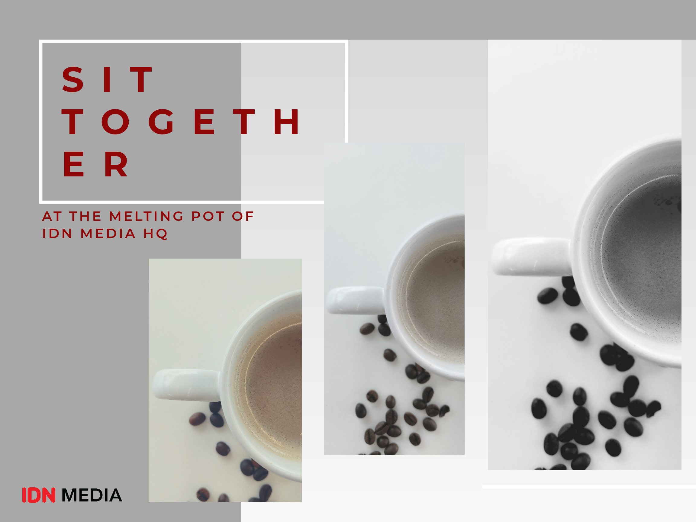 It's Coffee Time in IDN Media's Melting Pot