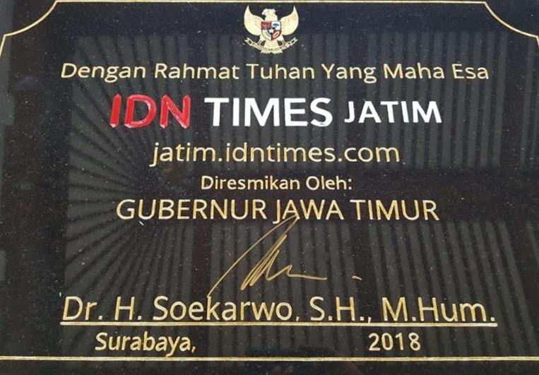 IDN Times Jatim Resmi Diluncurkan