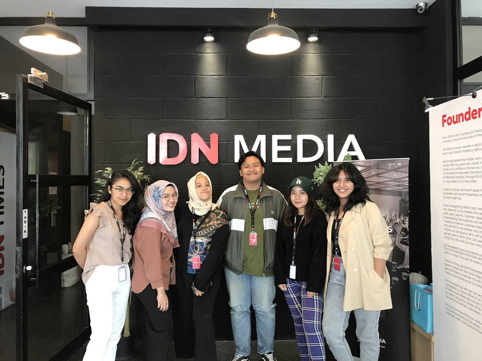 A Glimpse of IDN Media's New Occupants and a Present for All Timmys in the 5th Anniversary of IDN Media