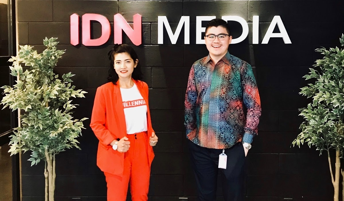 IDN Media Appointed Fira Basuki as Head of Communications and Strategy at IDN Media