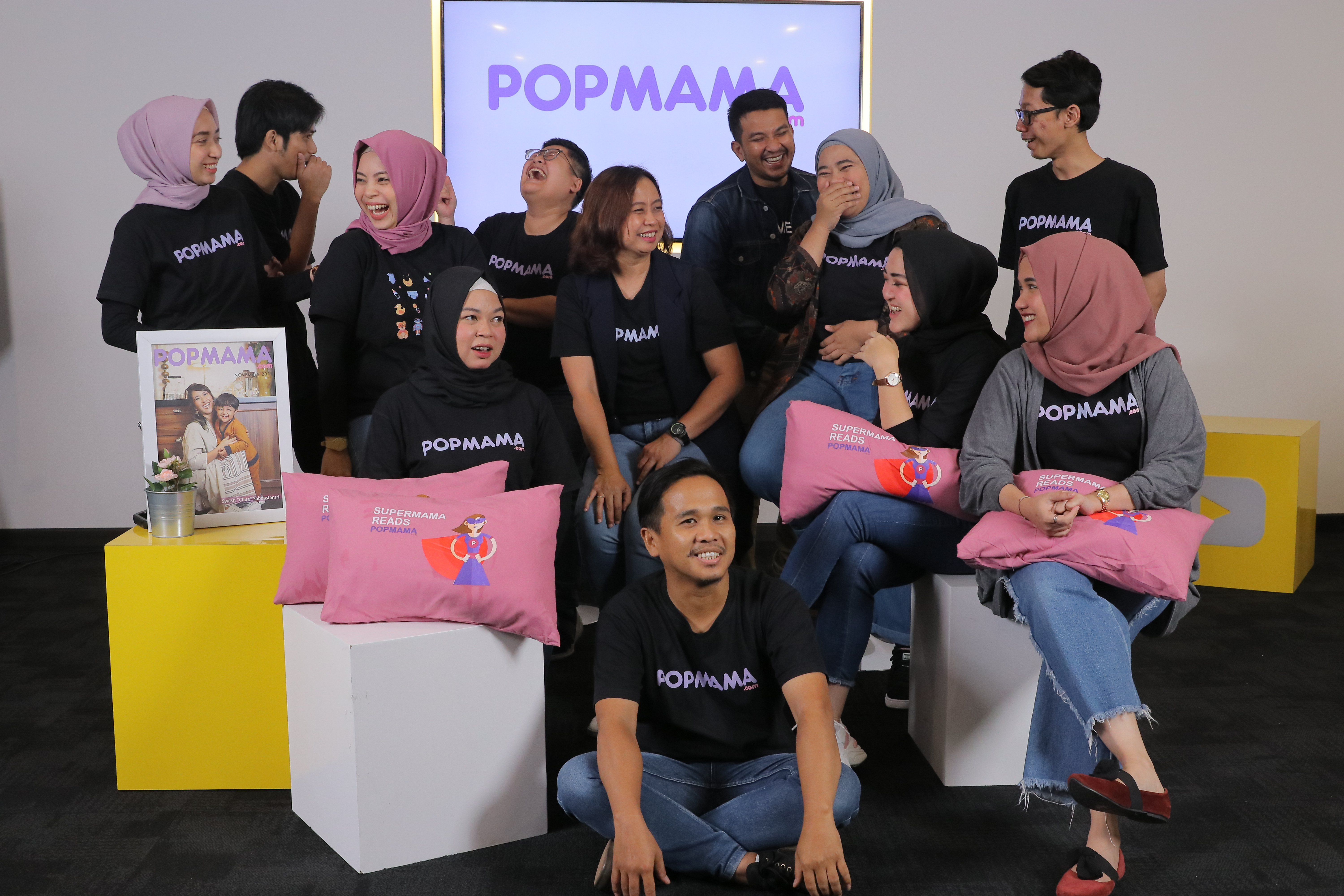Popmama.com's Second Anniversary: A New Stage, an Improved Milestone