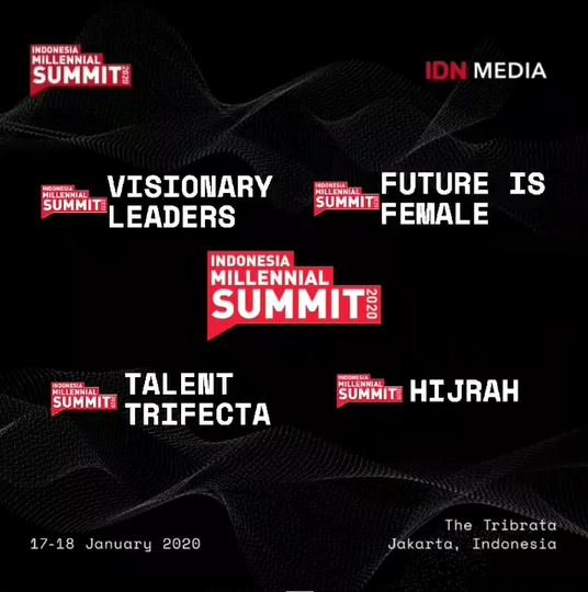 Here are the 4 Advantages of Joining Indonesia Millennial Summit 2020