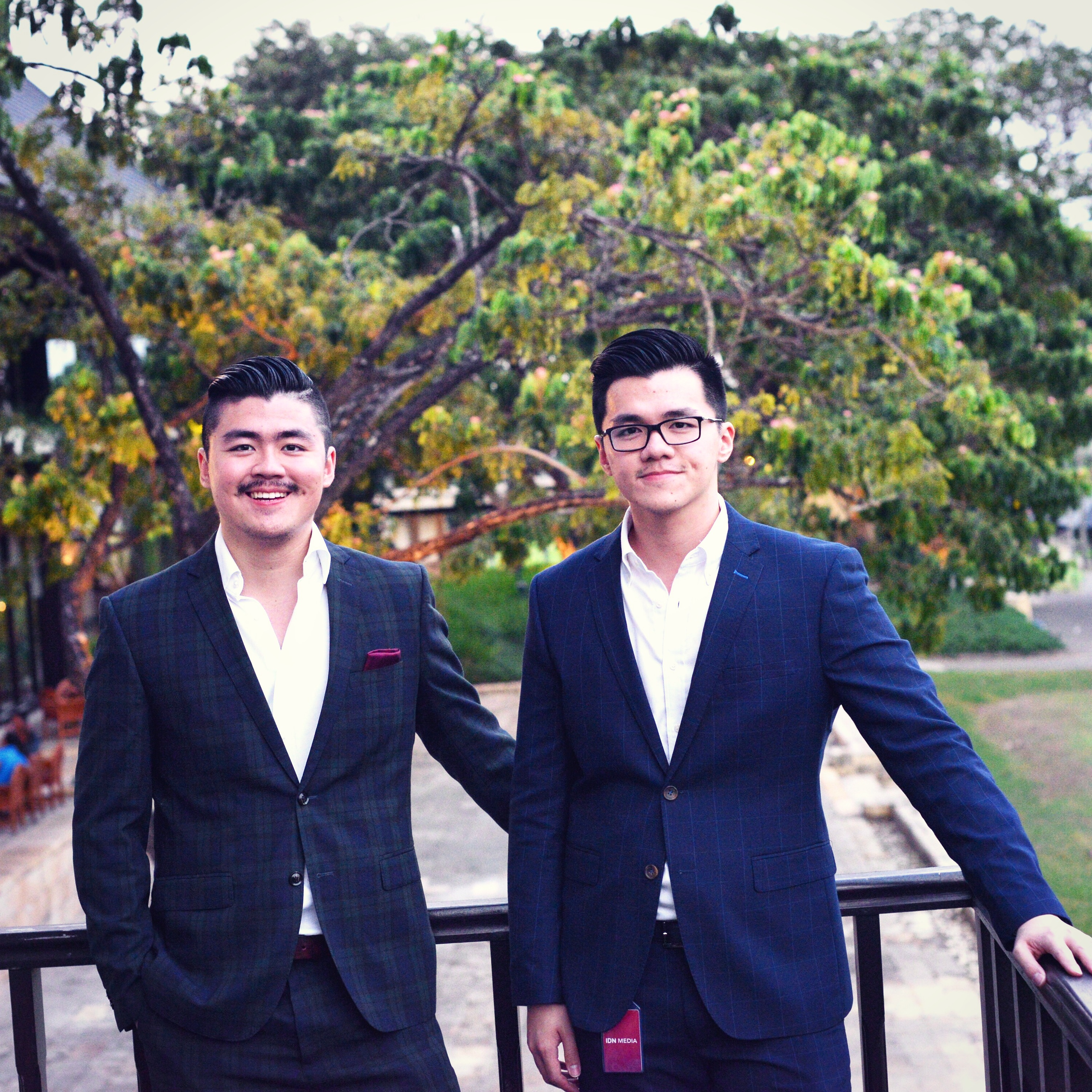 Co-founder IDN Media, Winston and William Utomo, Featured in Forbes' 30 Under 30 Asia 2017